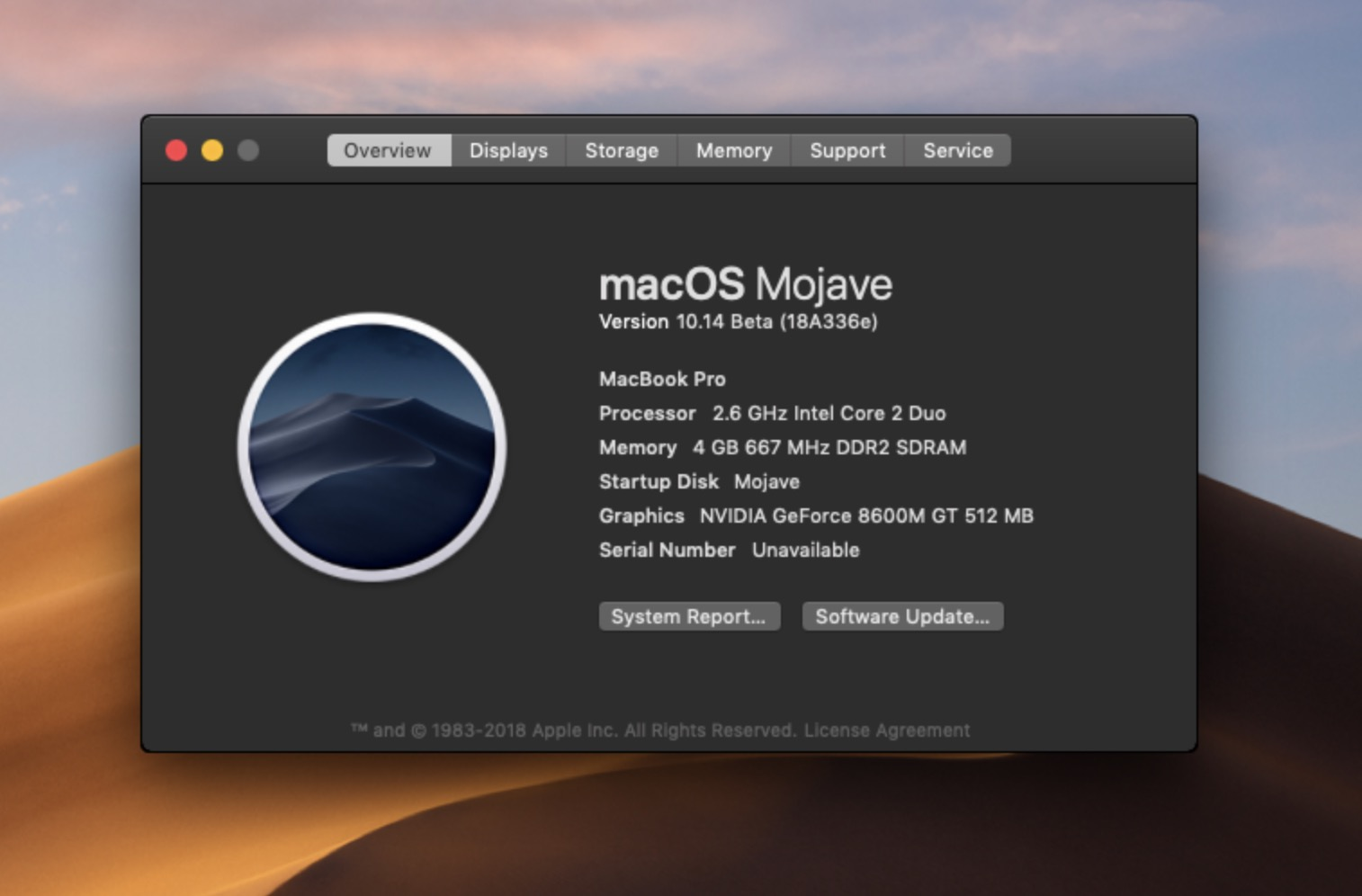 How to install macOS Mojave on incompatible computers