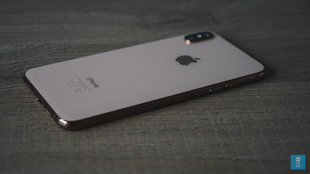 Review of the iPhone XS Max Gold — what's new and what impressions