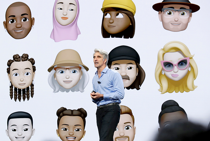 The Android app developer is suing Apple because of the name Memoji