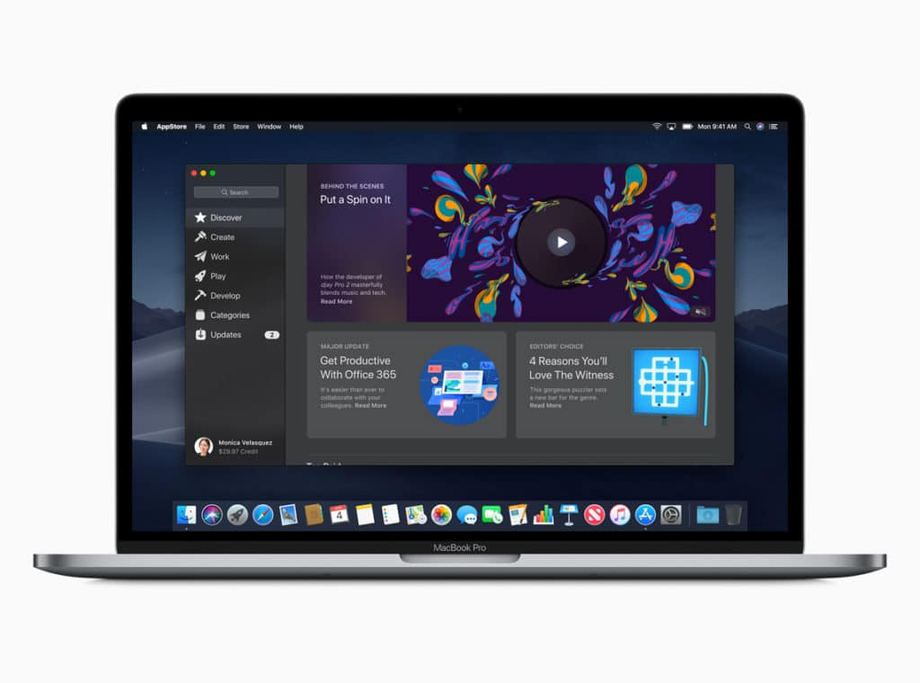 15 best features of macOS Mojave