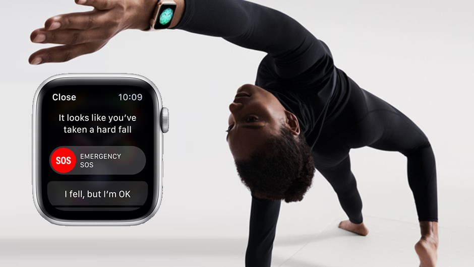 Bloggers have tested the detection of the fall of the Apple Watch Series 4