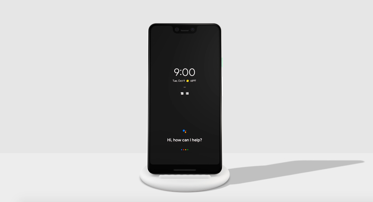 Fast wireless charging Pixel 3 only works with accessory Google