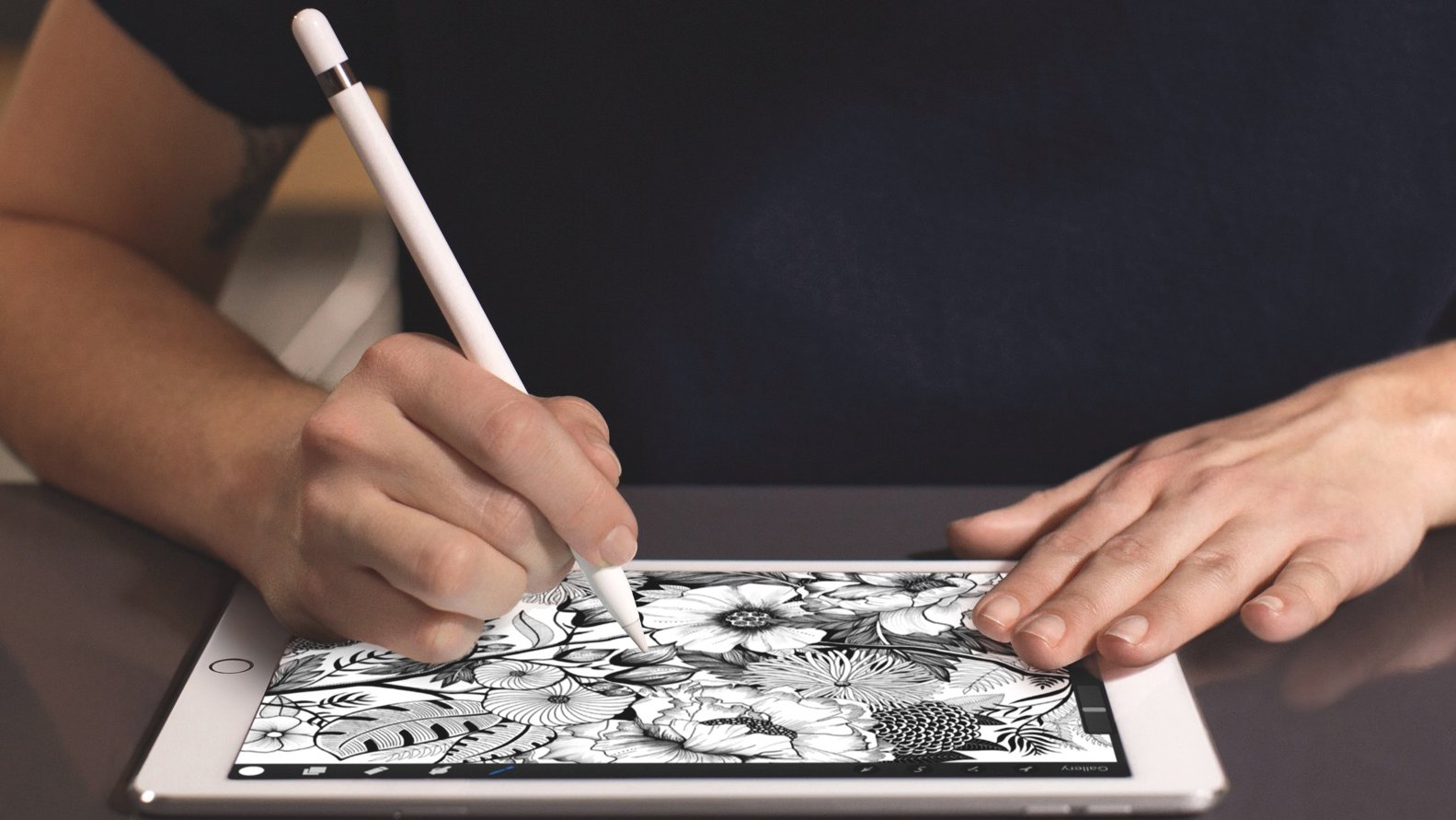 Apple Pencil 2 can receive the multi-function button