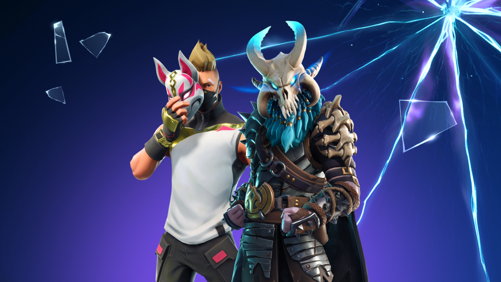 Epic Games announced the new release of Fortnite Battle Royale in honor of Halloween