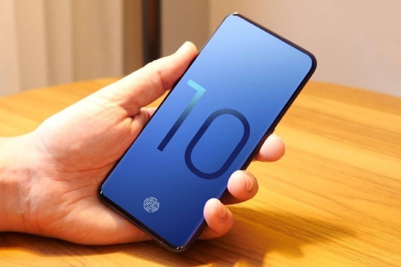 Samsung Galaxy S10 will be equipped with a triple camera