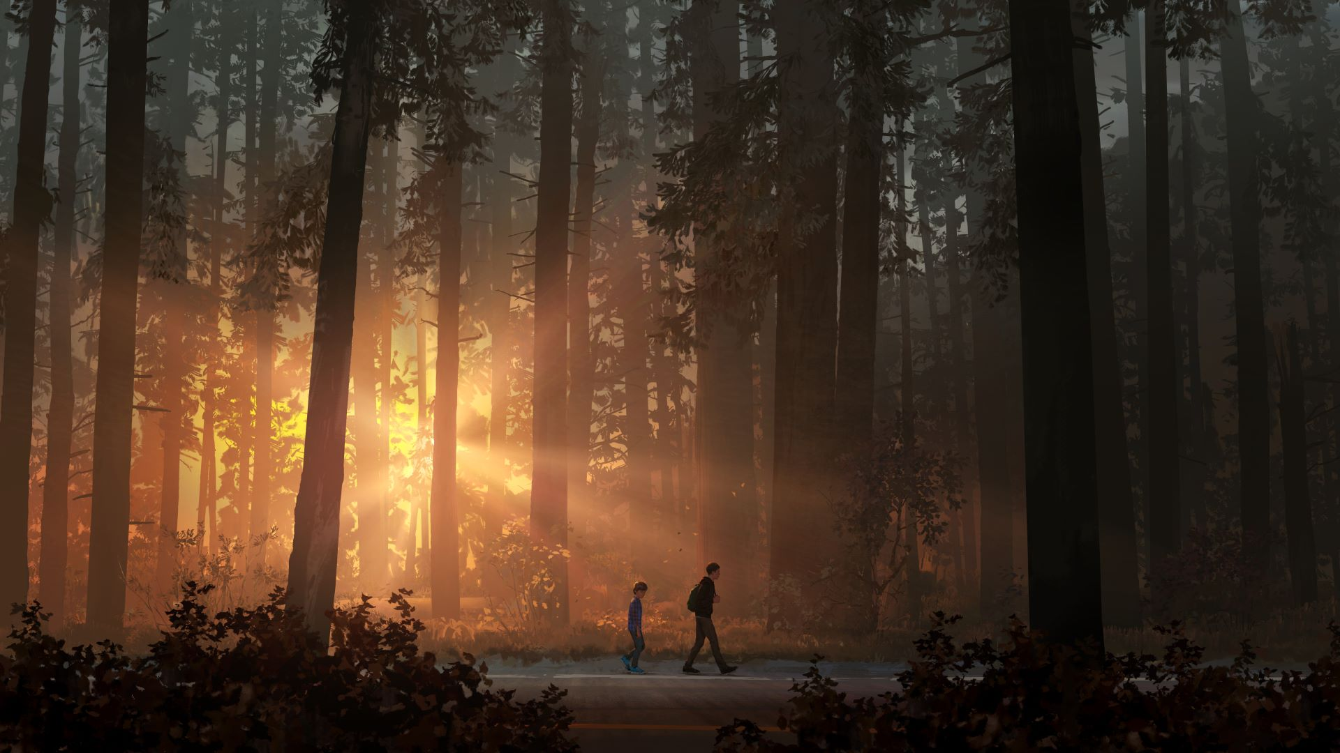 Life is Strange-2 will be released for Mac in 2019