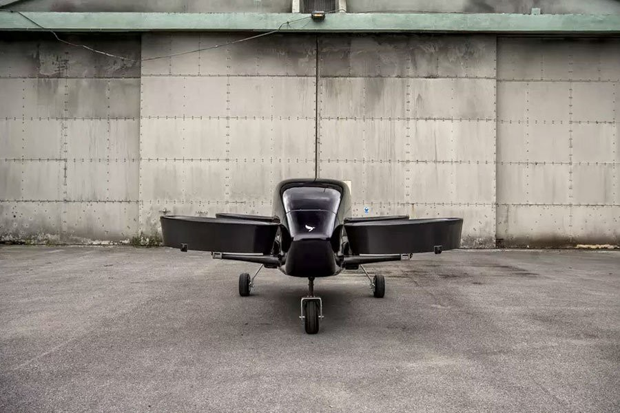 Russia collected the first prototype flying taxi