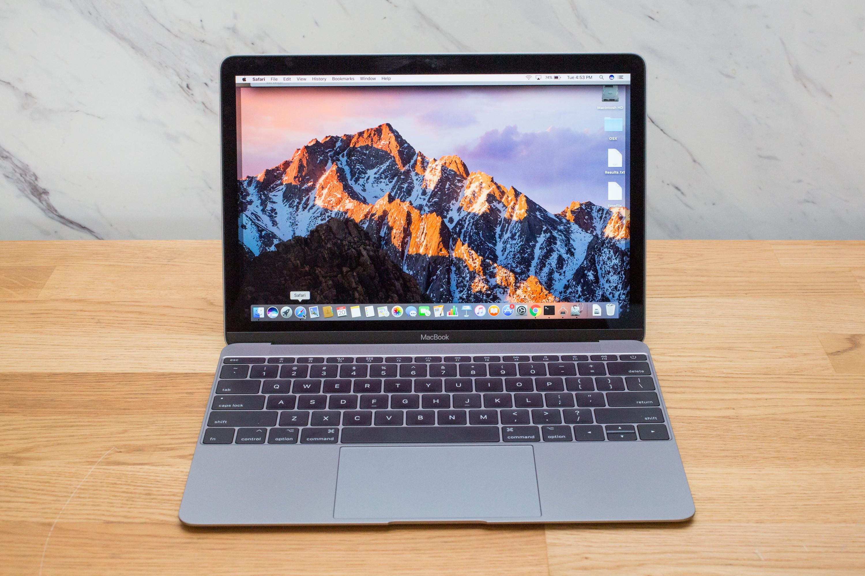 All that is known about MacBook 2018