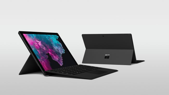 "What Microsoft showed at the presentation of ""Back to Black"""