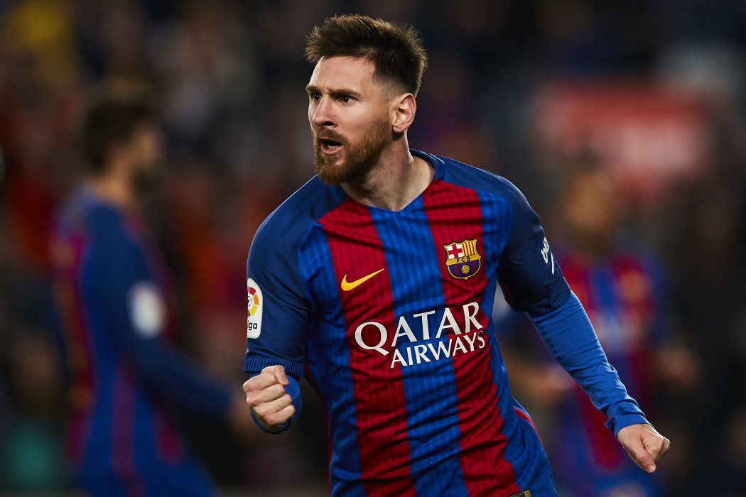 Lionel Messi will be the face of the advertising company of the world's first blockchain-smartphone