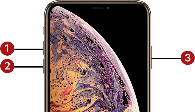 iPhone XS / XR: how to disable force reset to enter mode DFU and Recovery