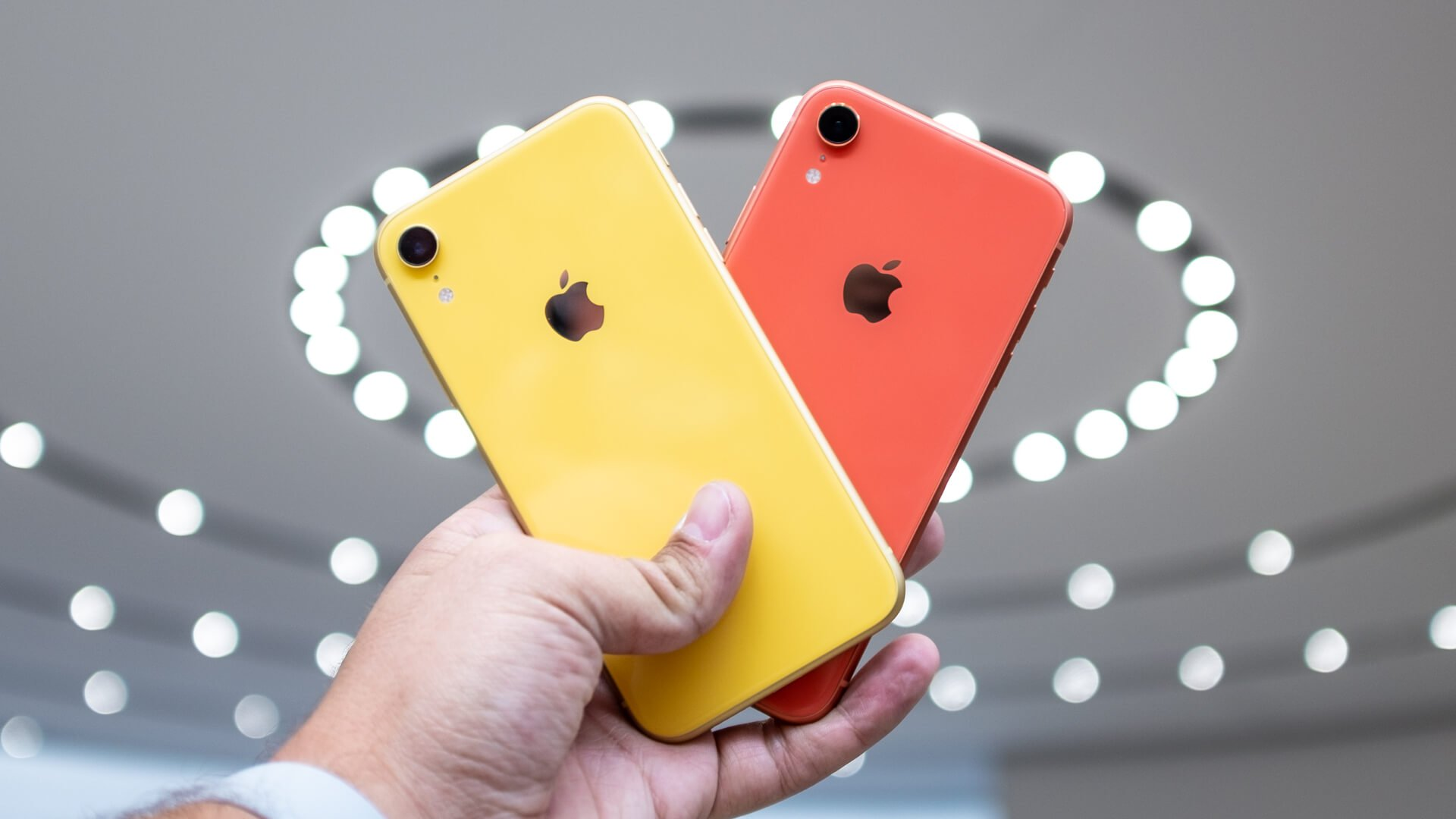 Repair iPhone XR will cost a pretty penny