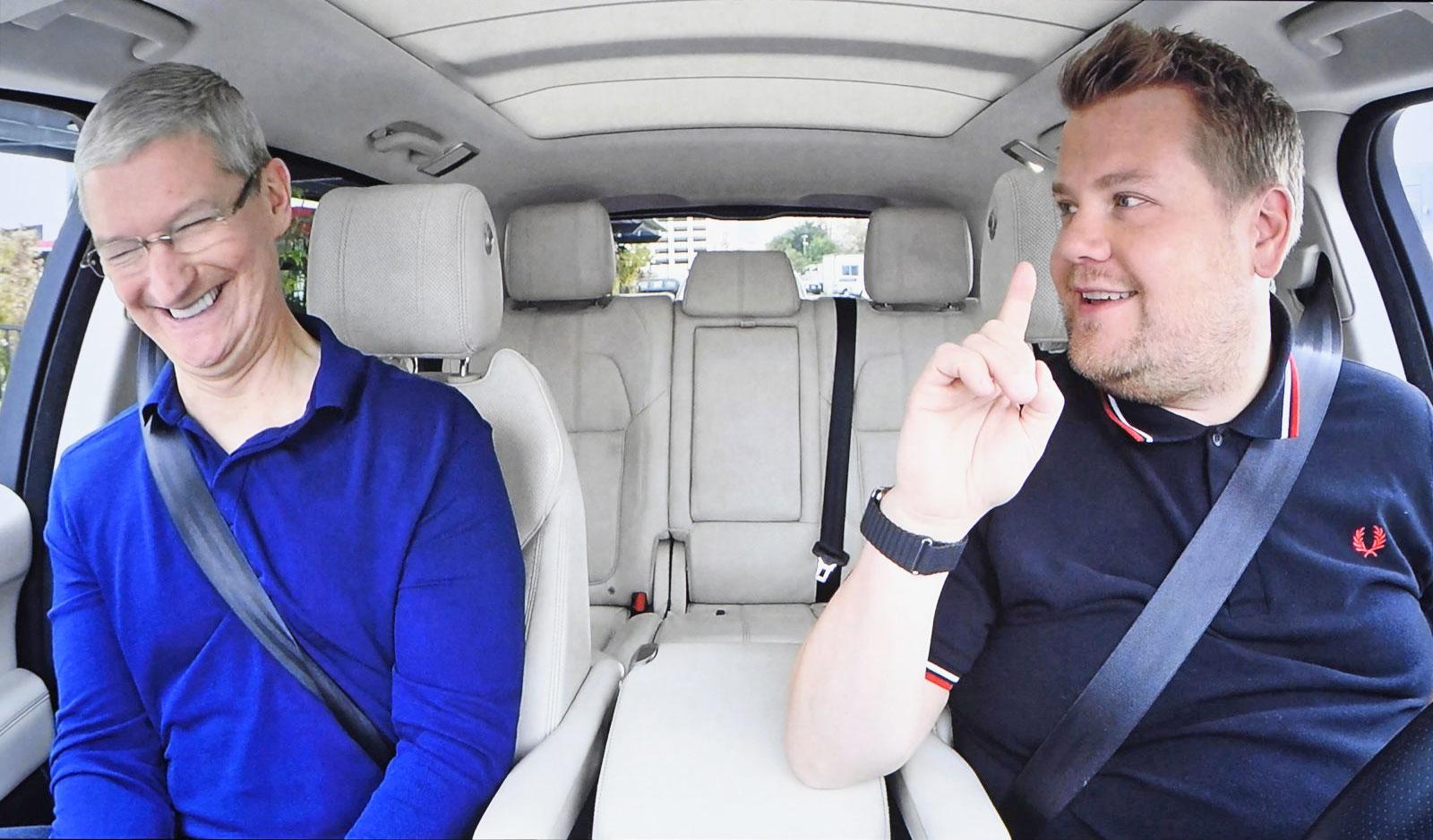 Apple will soon launch the second season of Carpool Karaoke