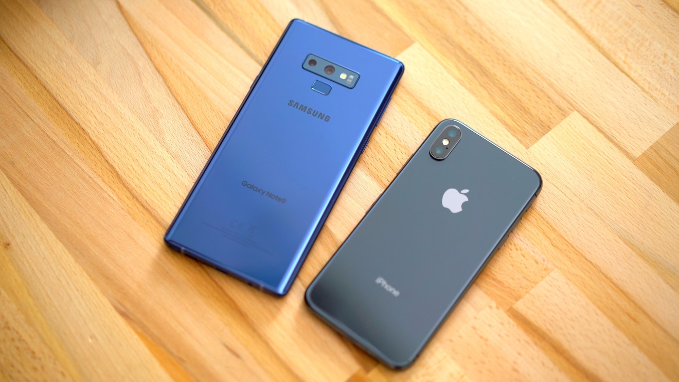 Consumer Reports: iPhone XS best iPhone X, but need to buy Samsung Galaxy Note 9