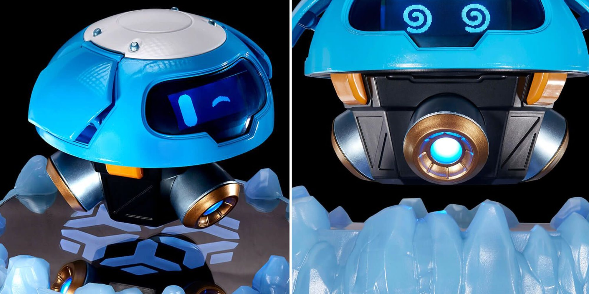 Blizzard has released a robot toy Snow Overwatch