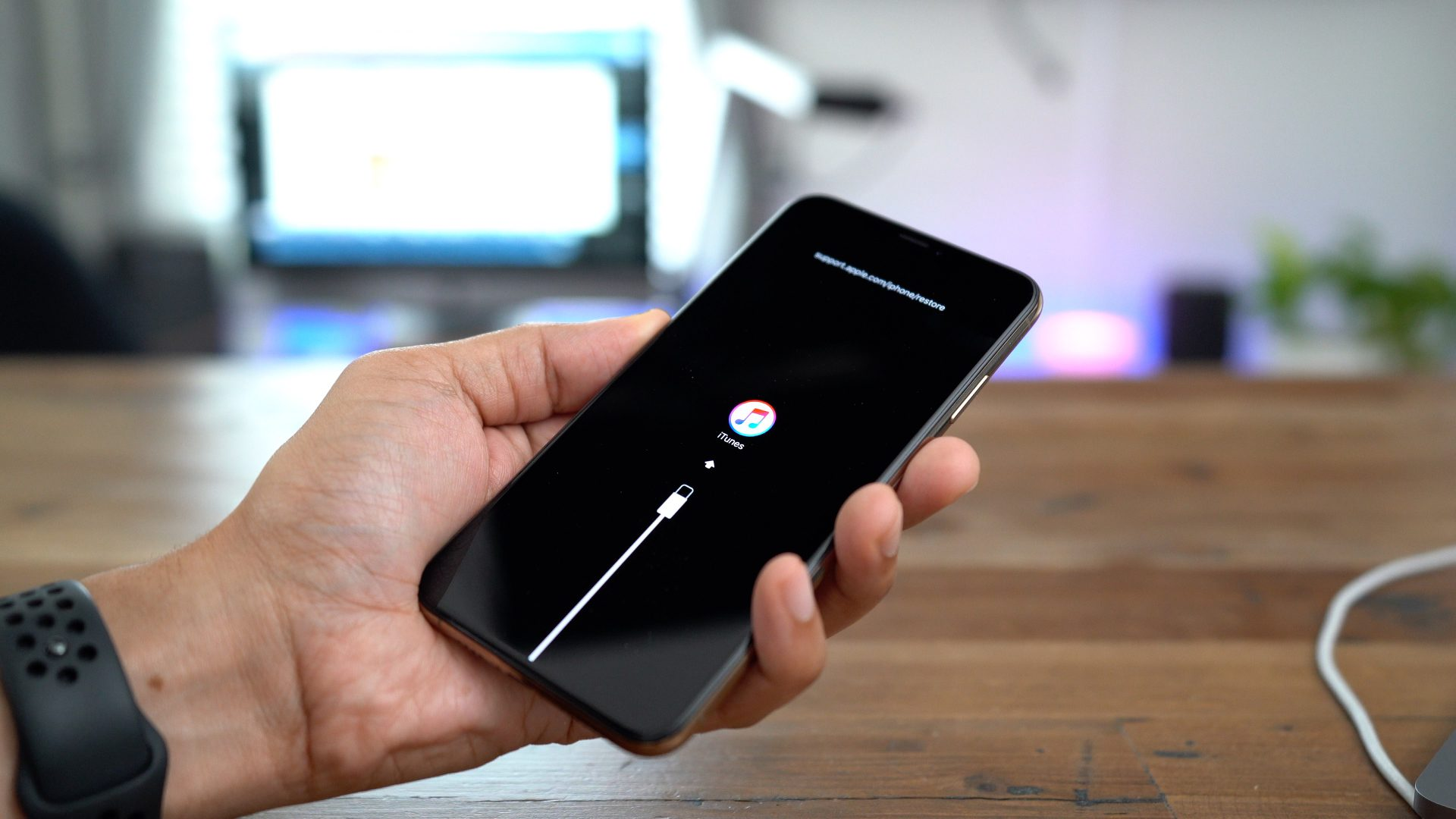 Battery iPhone XS was weaker than that of the Samsung Galaxy Note 9