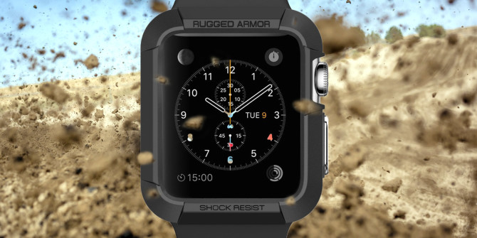 The most reliable cases for the Apple Watch that will underline your individuality