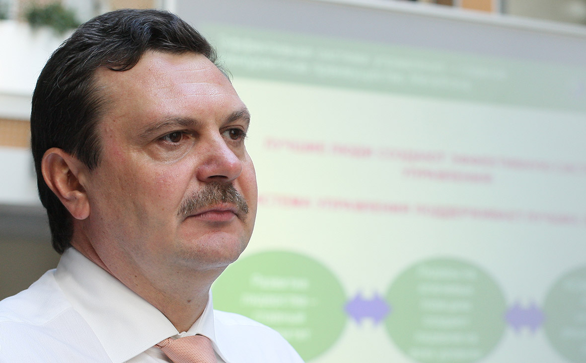 "The head of ""MegaFon"" Sergey Soldatenkov has left his post"
