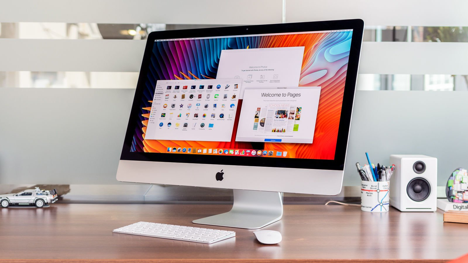 For free Apple will replace the iMac screen 5K 2014 and 2015, or will provide a discount on a new computer