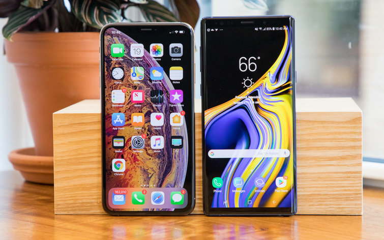 Roskoshestvo believes that Samsung Galaxy Note 9 better than the new iPhone