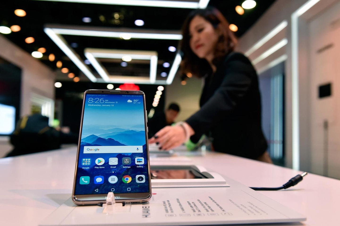 Huawei will spend $ 200 million on the development of artificial intelligence