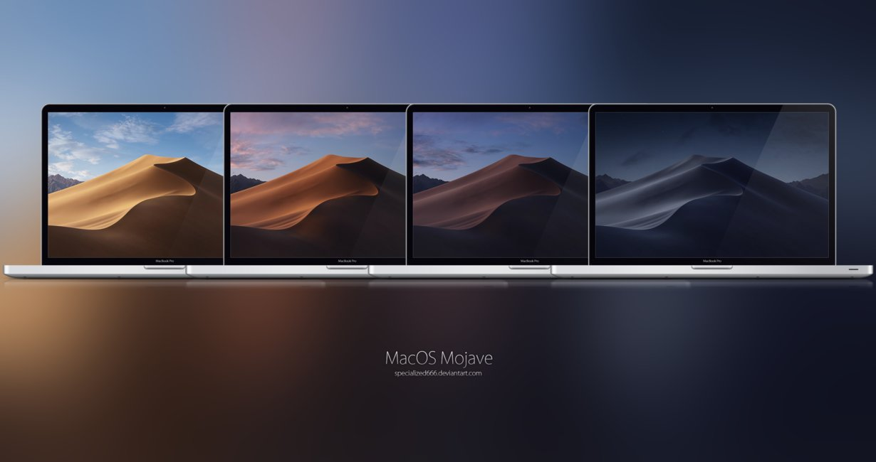How to add dynamic Wallpapers macOS Mojave on any Mac