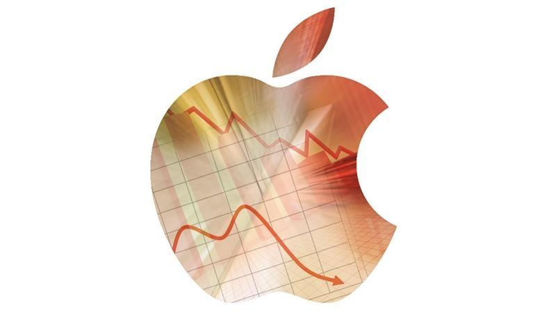 Apple earned only on services more than on Nike factory
