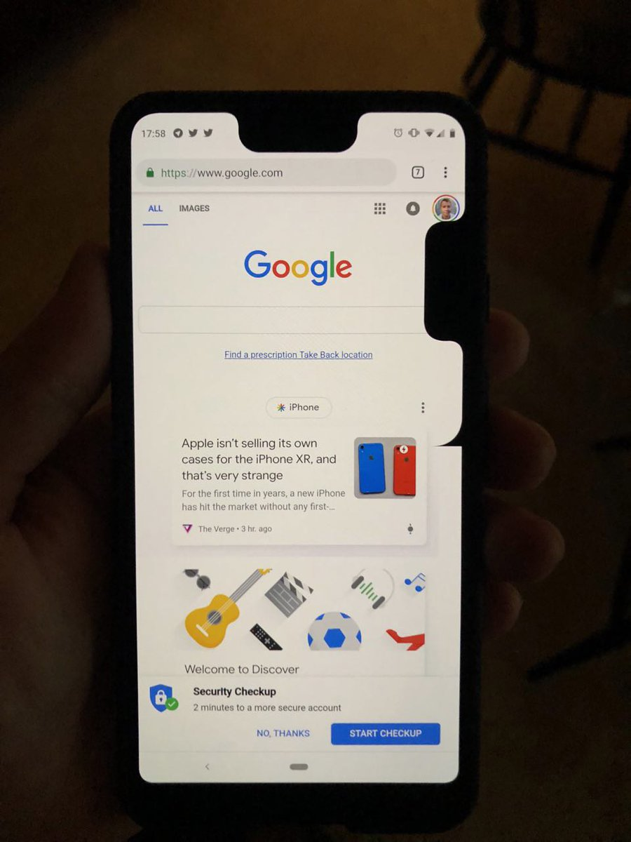 Google promises to fix a bug with the second Pixel bangs 3 XL in the near future