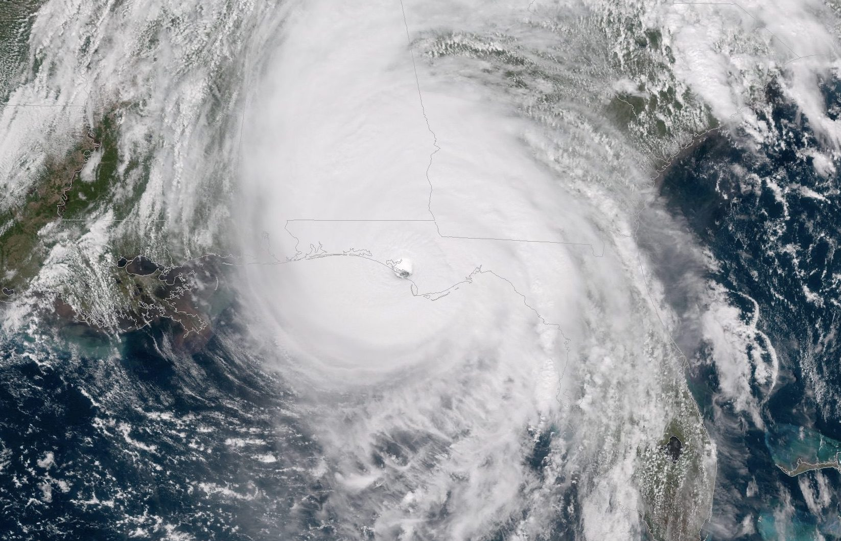 Apple will provide assistance to the victims of hurricane Michael