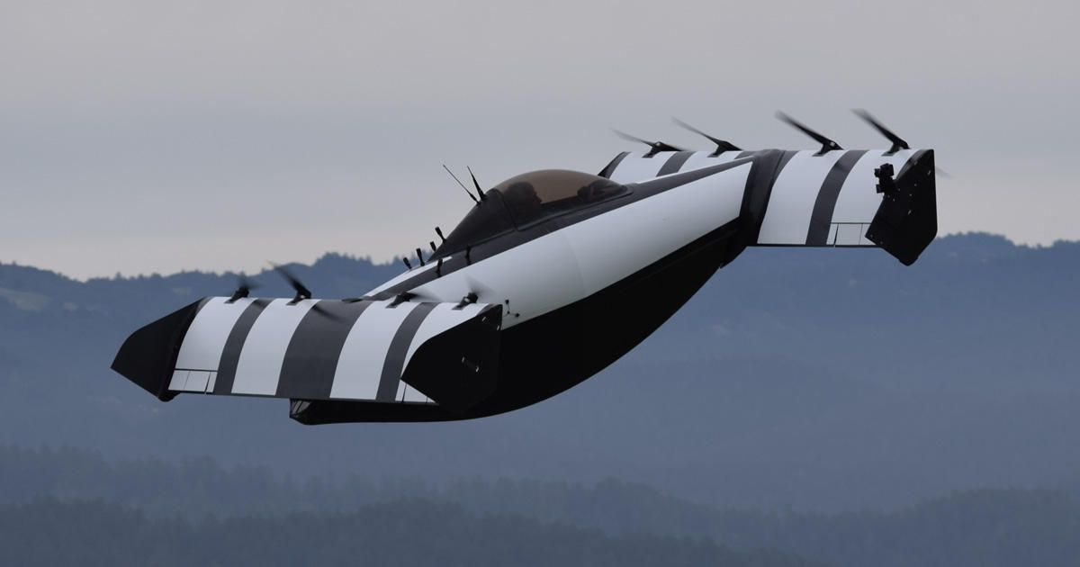 Flying cars Opener BlackFly will be available in 2019