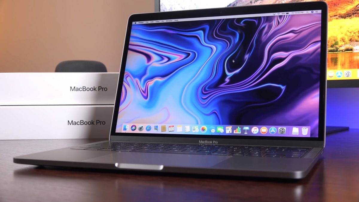Apple has started selling refurbished MacBook Pro 2018
