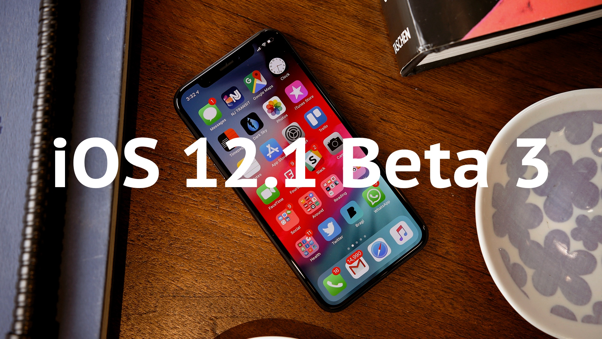 Apple releases third beta of iOS 12.1 for developers