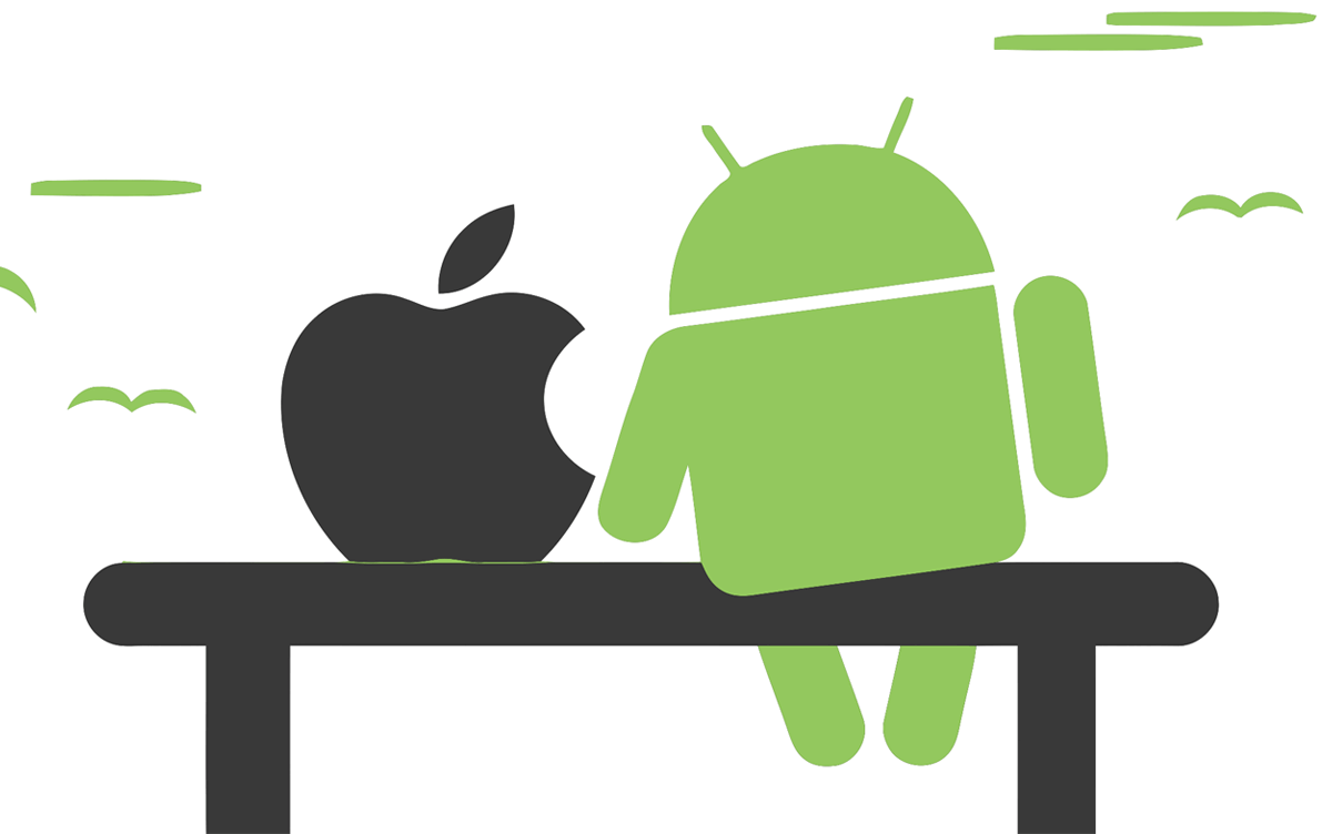 A fifth of owners of Android-devices is planning to switch to iPhone