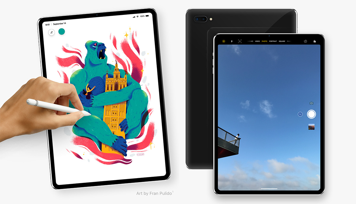 What will be the new iPad Pro