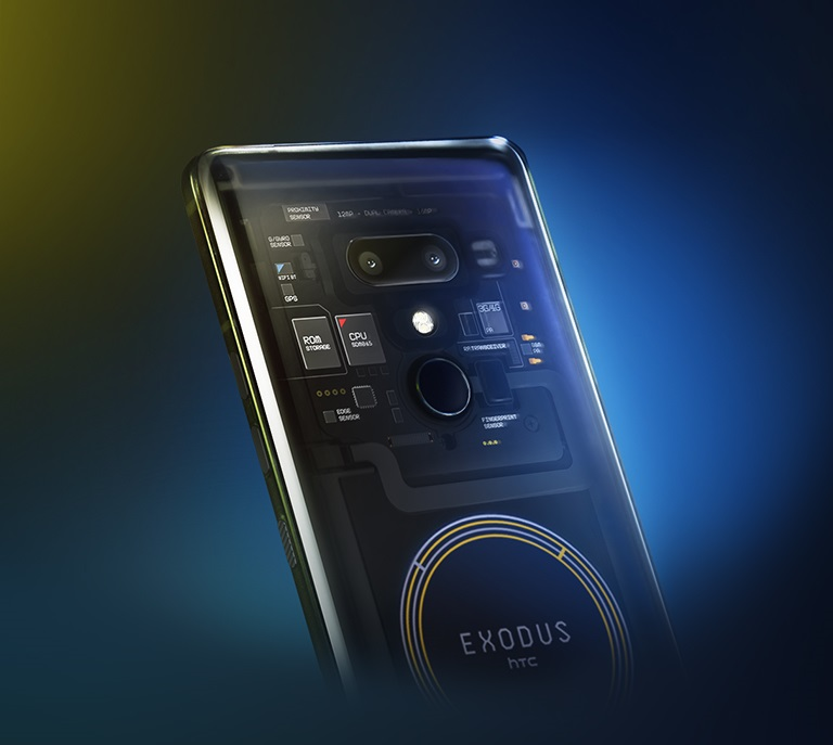 HTC started to sell crypto-smartphone Exodus 1 bitcoin