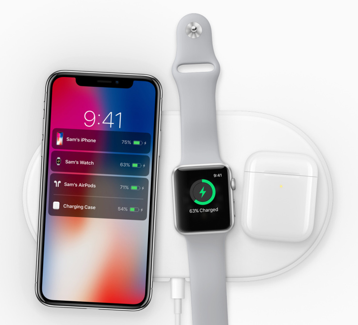 In anticipation of AirPower: wireless charging for multiple gadgets