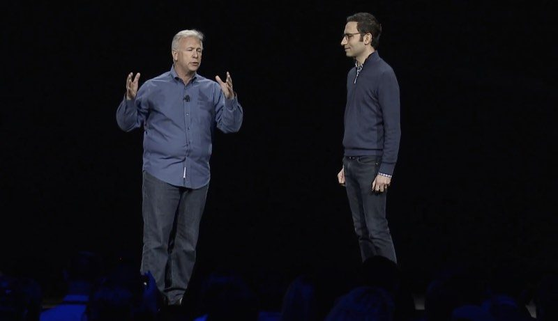Phil Schiller spoke about the cooperation between Apple and Adobe