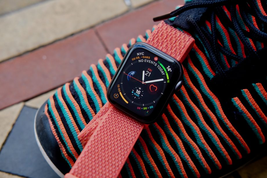An overview of the new straps for the Apple Watch