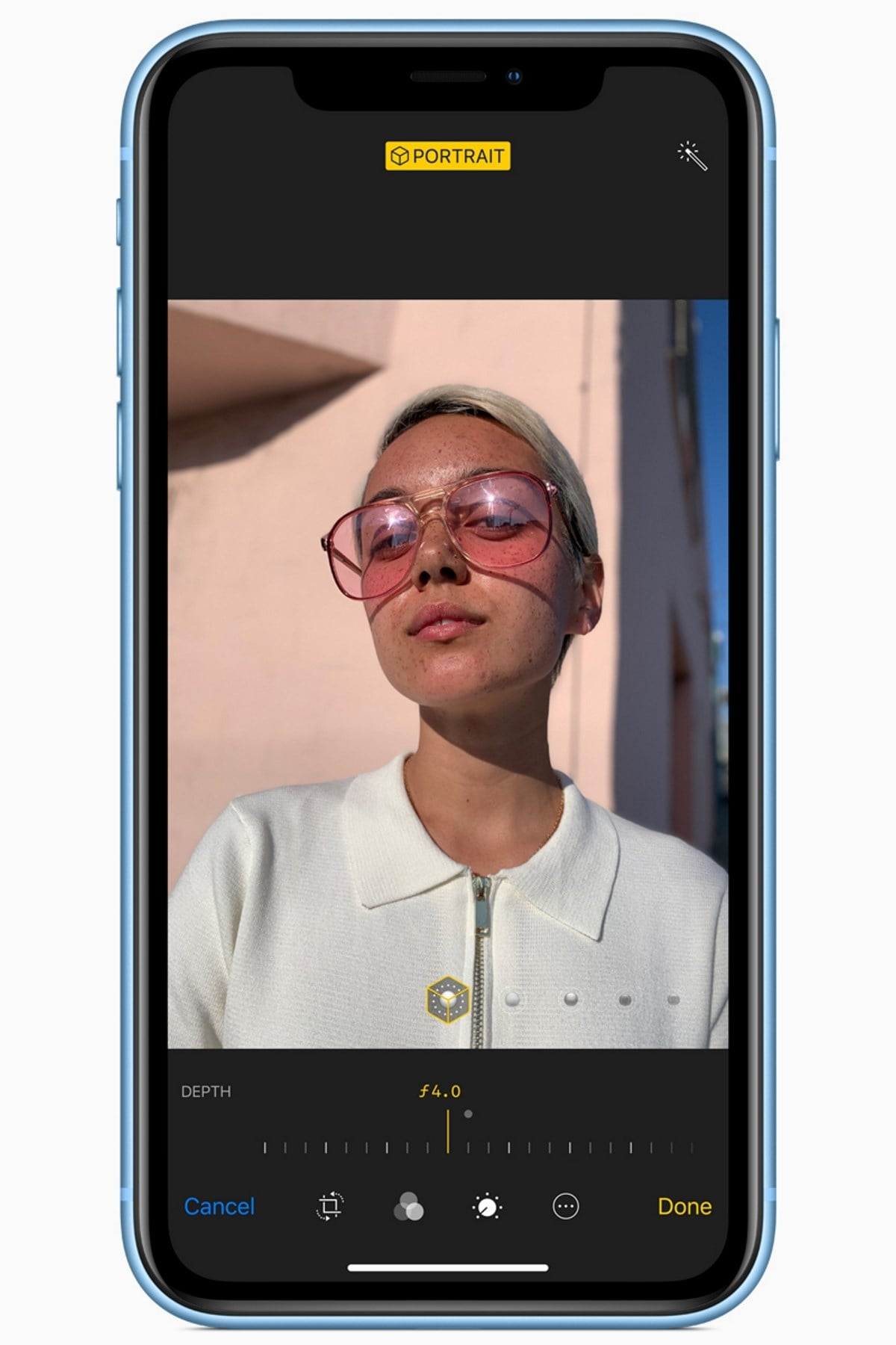 Halide will add XR in iPhone portrait mode for any objects