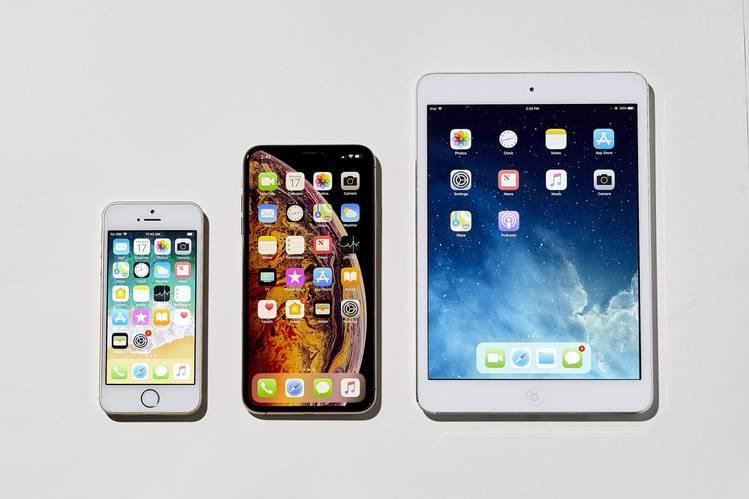 XS Max iPhone will replace the iPad mini