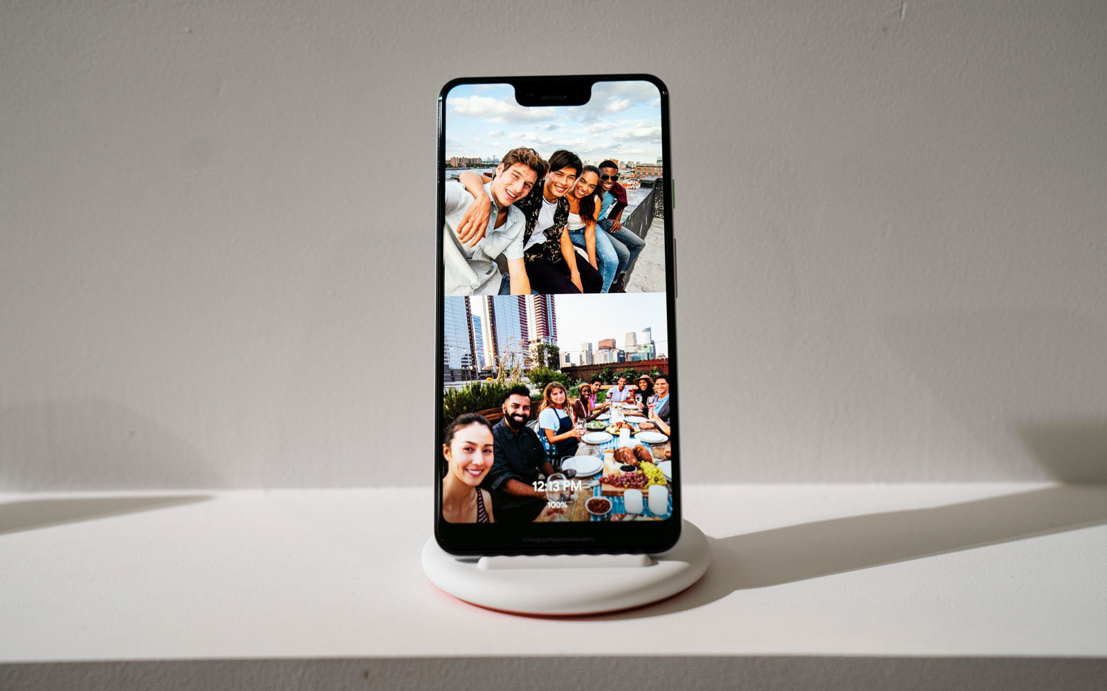 "Users of the Google Pixel 3 found the second ""Bang"" on the smartphone"