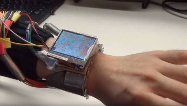 Smart watches have learned to recognize objects