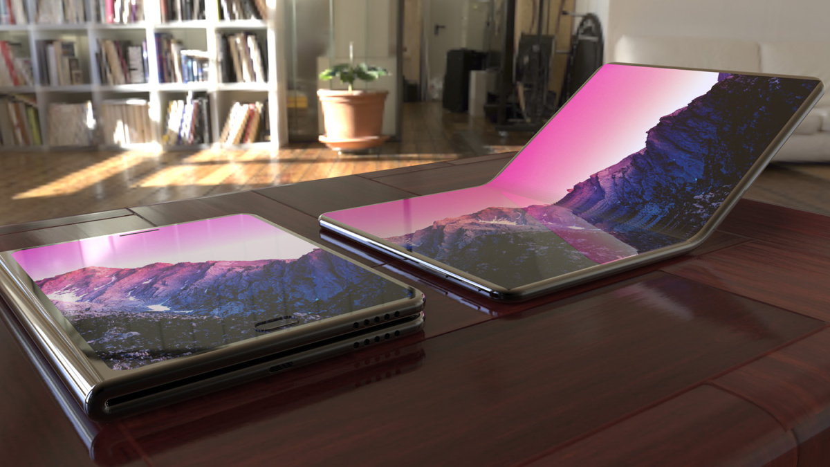 Samsung has high hopes for the foldable smartphone