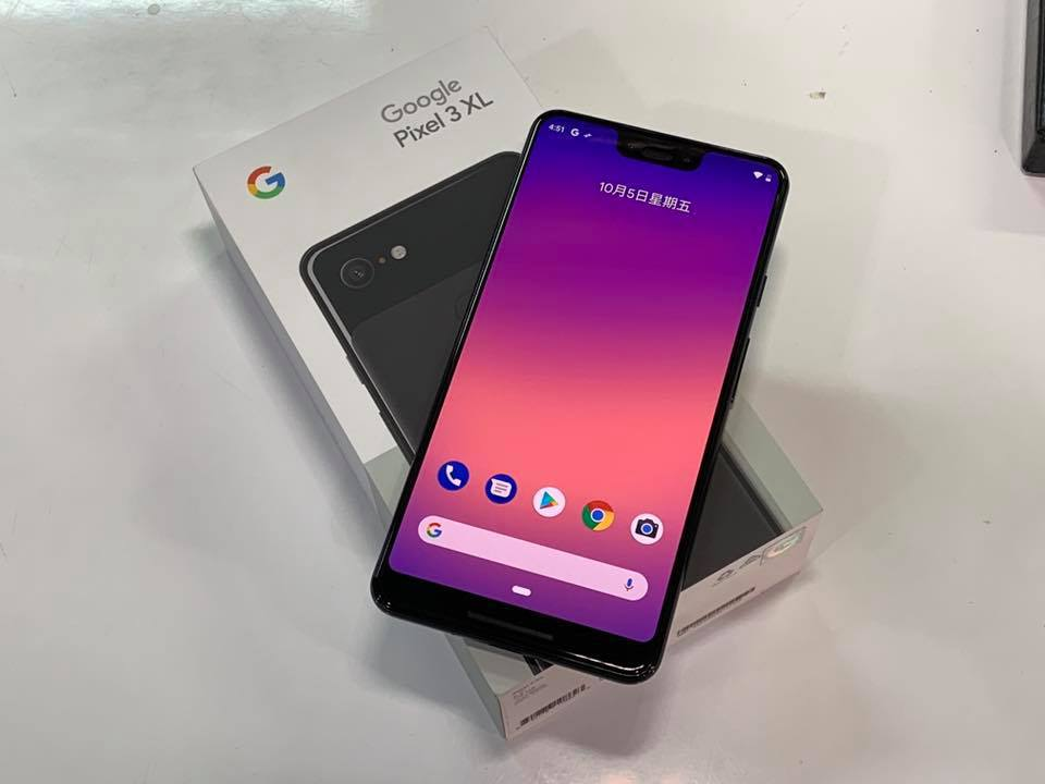 In the network appeared pictures of the box Google Pixel 3 XL