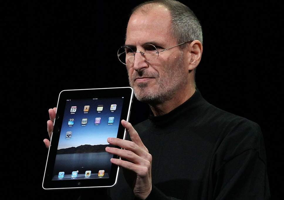 Evolution of iPad: in what has become a dream of Steve jobs (Part 1)