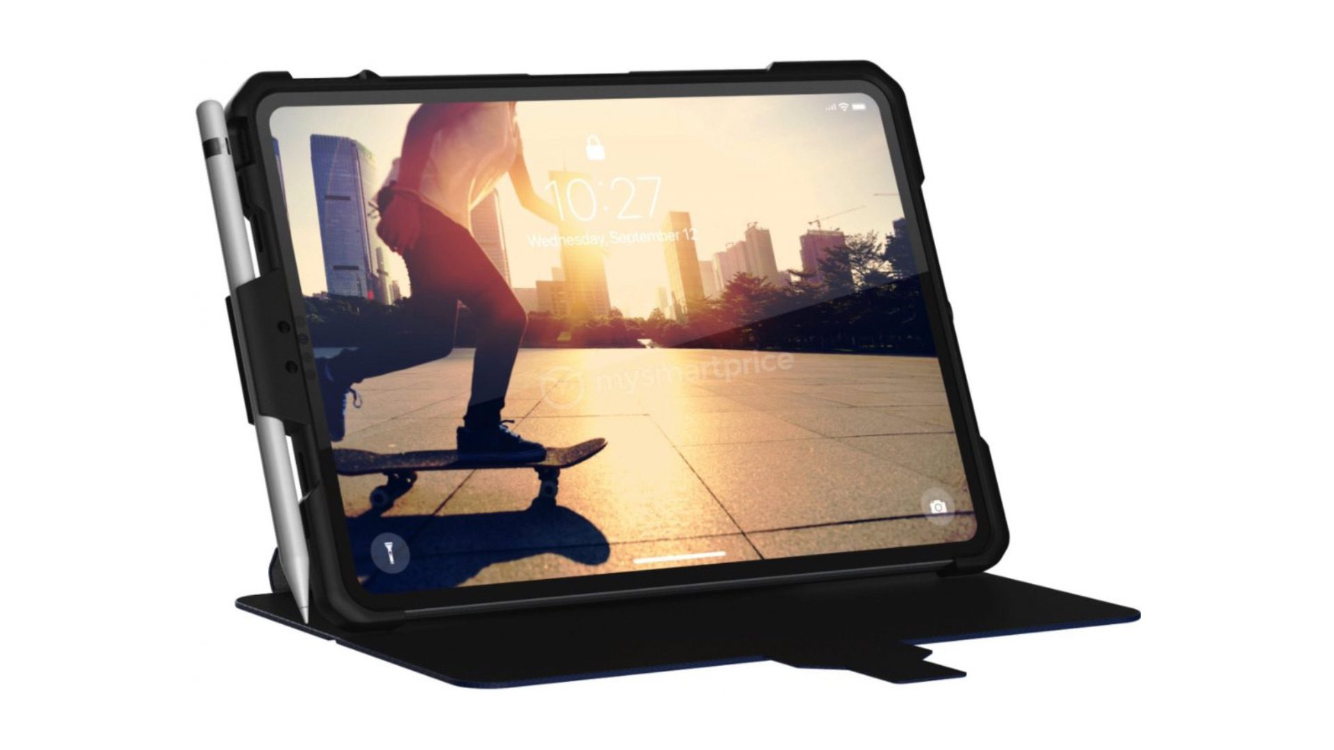 New confirmed cases of the iPad Pro 2018
