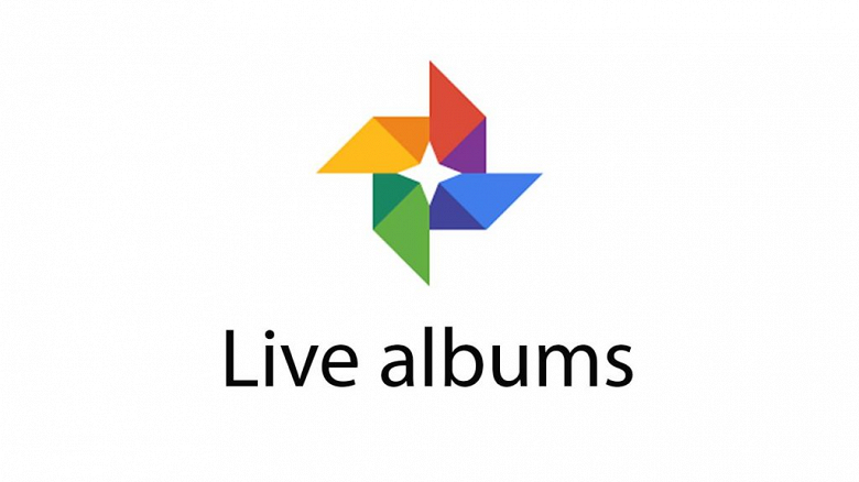"Google Photos made the limit for the function ""Live albums"""