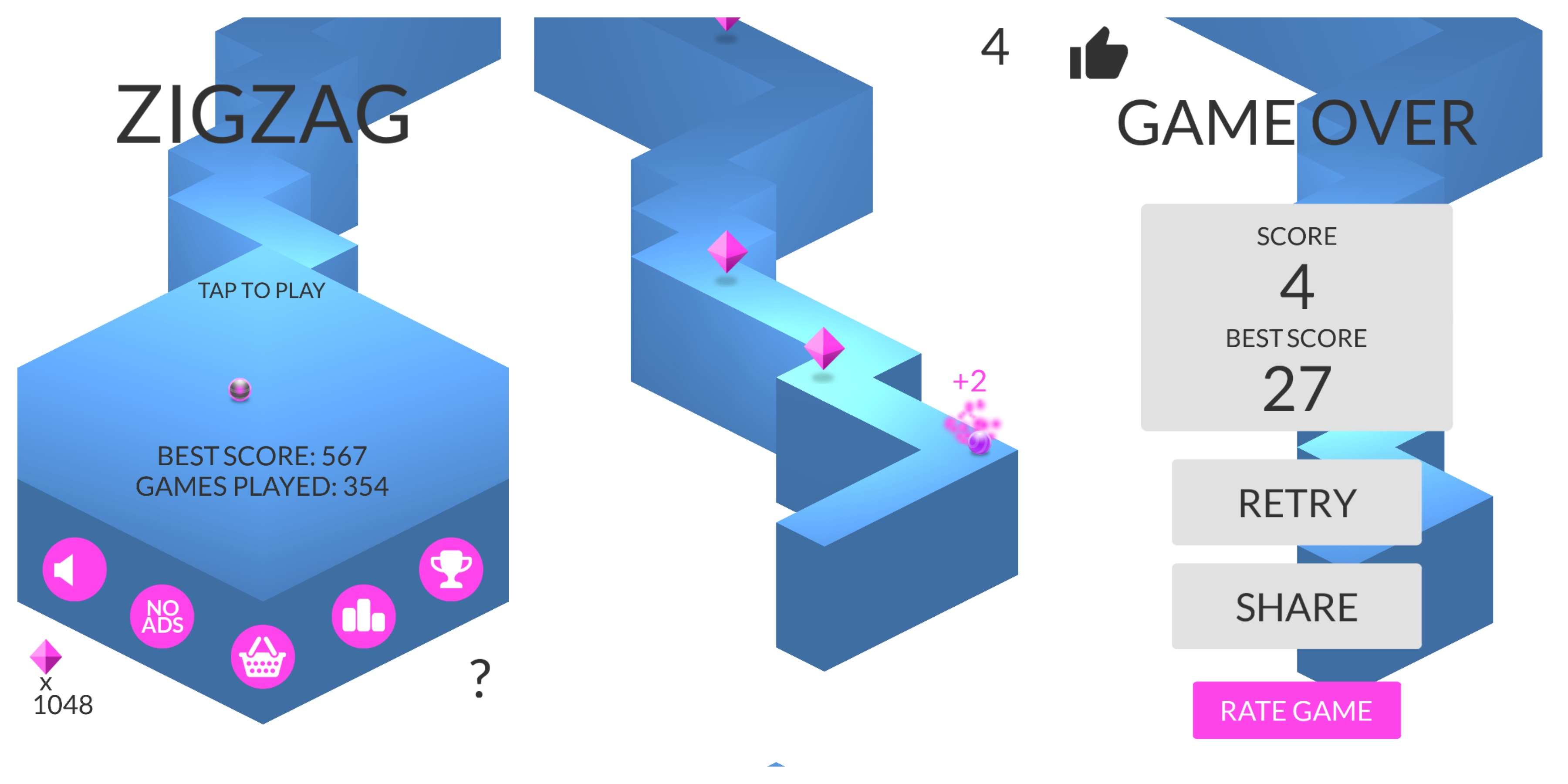 Love to play and think at the same time? Then you will love ZigZag