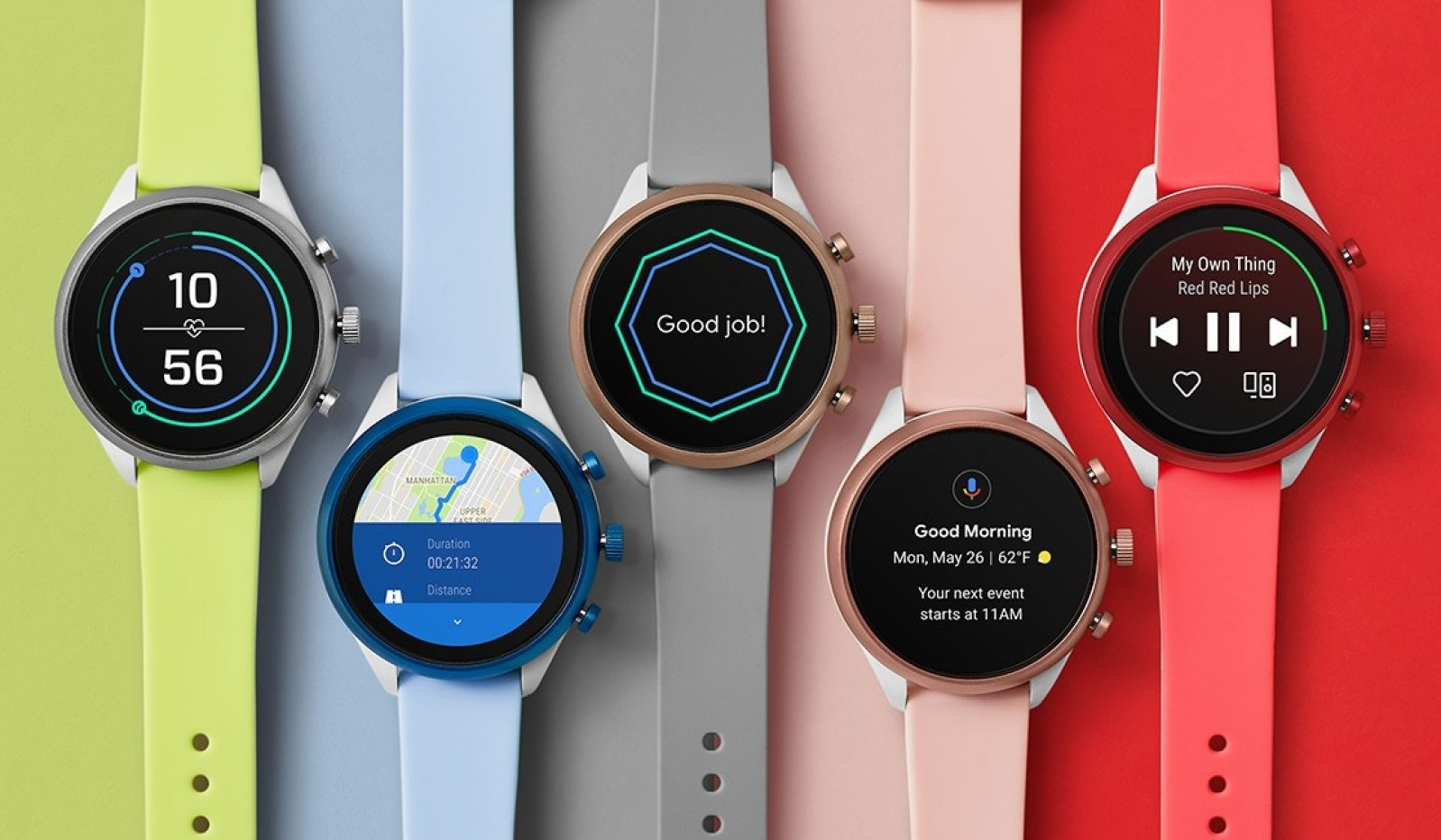 Fossil has released a cool smart watch for the Wear OS for $ 250