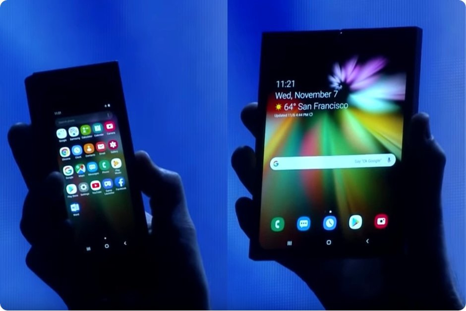 Became known the price Samsung Galaxy foldable Flex